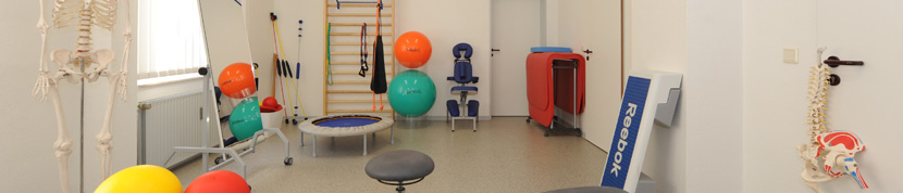Physiotherapie im Westend